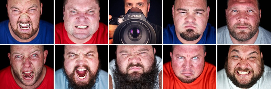 80 megapixel portraits of Worlds Strongest Men >>