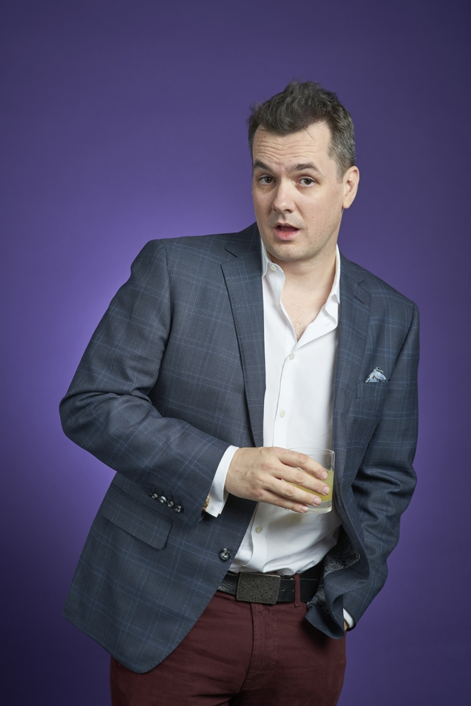 2016 In Pictures - Comedian Jim Jefferies