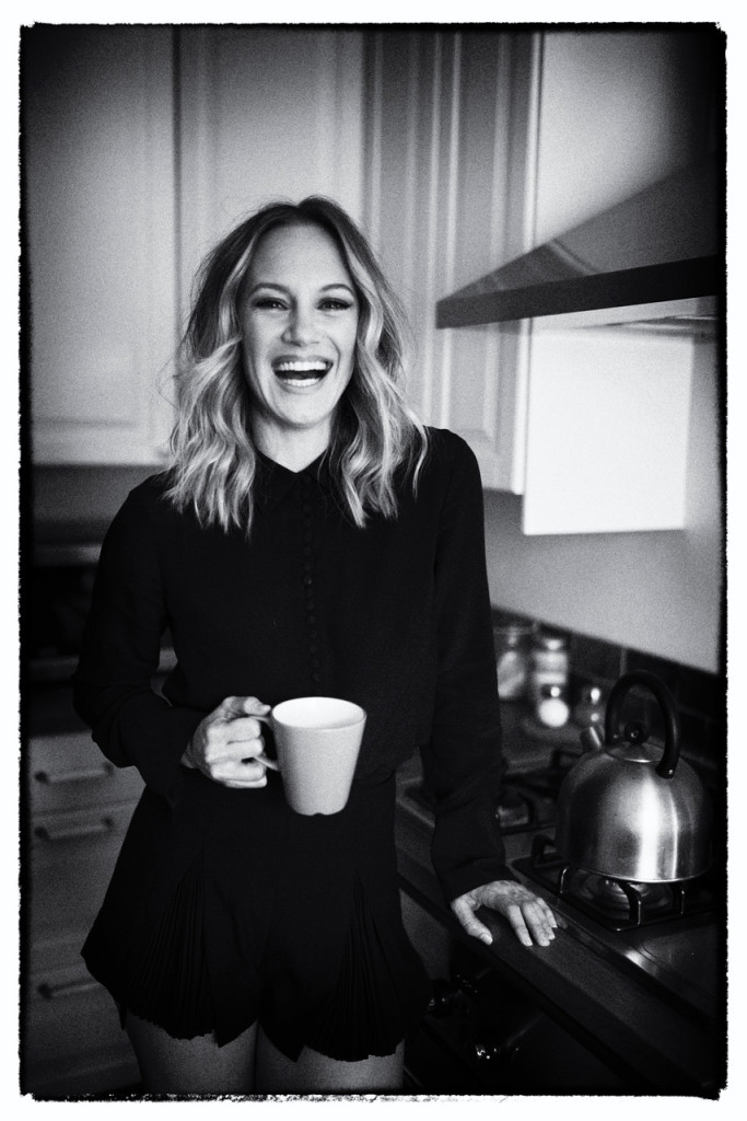 February 22, 2018. Los Angeles, California. Actress Danielle Savre, pictured in her Los Angeles home. Photo Copyright John Chapple / www.JohnChapple.com