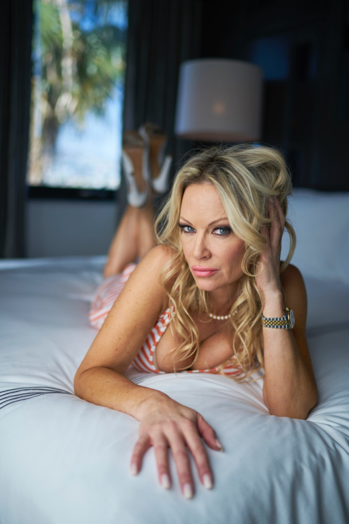 EXCLUSIVE April 3, 2018. Beverly Hills, California. Playboy Playmate Barbara Moore who was allegedly romantically involved with President Donald Trump in the 90's. Photo Copyright John Chapple / www.JohnChapple.com