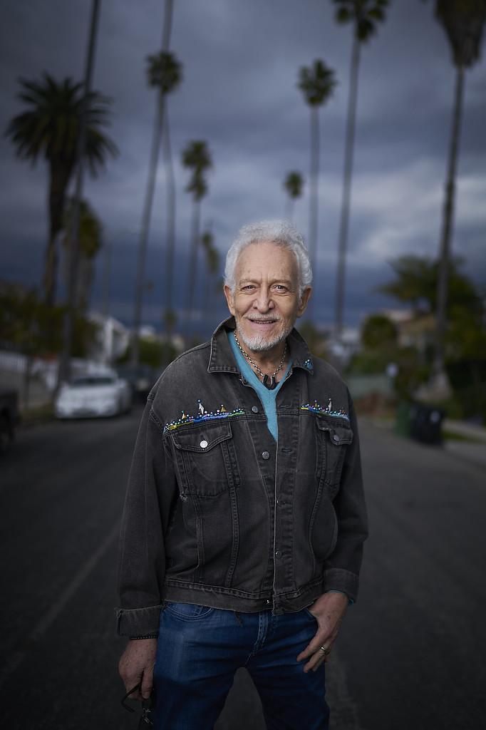 February 20, 2019. Los Angeles, California. Meghan Markle's Spiritual Advisor, Richard Win. Photo copyright John Chapple - The Sun